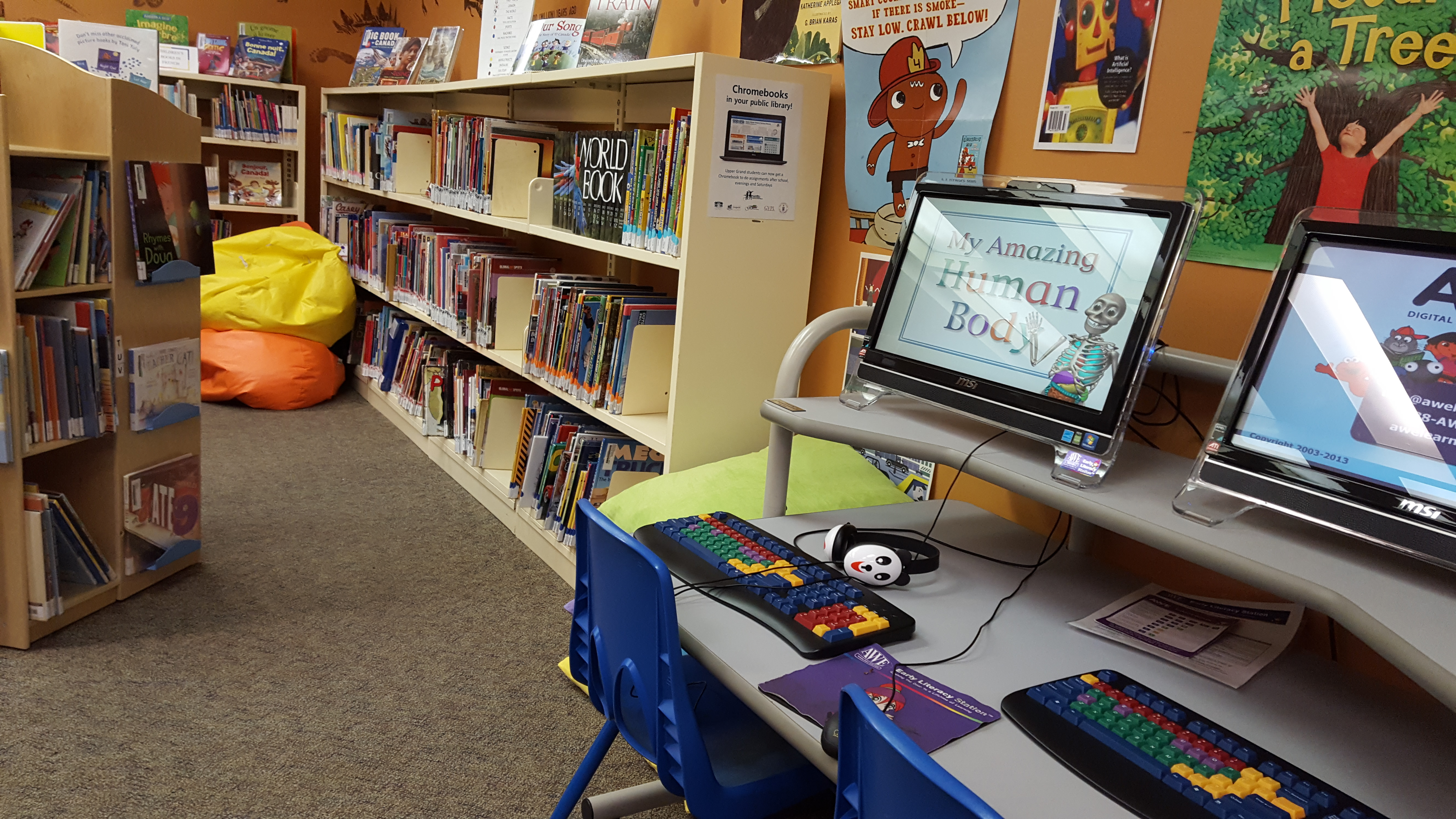 Online Resources for Kids - Town of Grand Valley